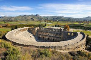14 Ancient Theatres of Greek Roman Antiquity