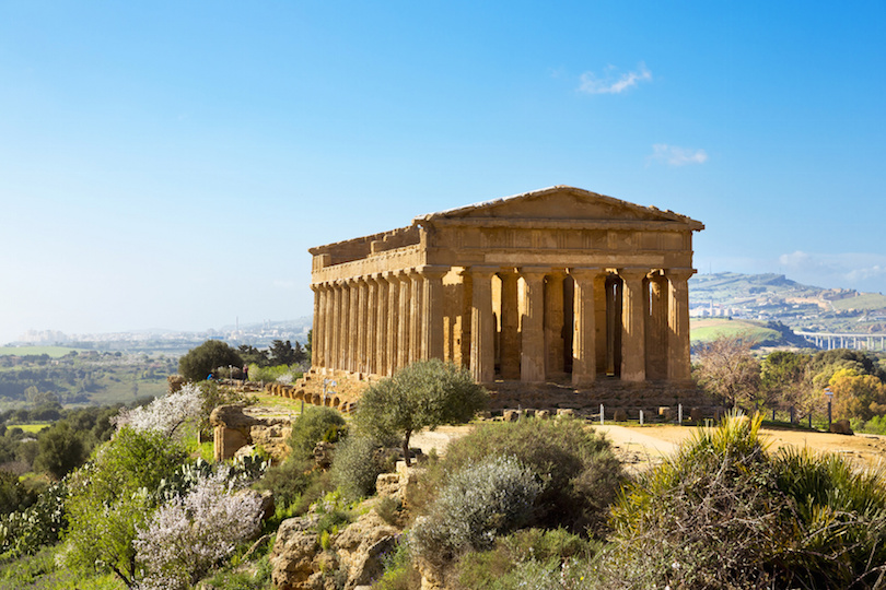 10 Most Famous Greek Temples With Photos Map Touropia