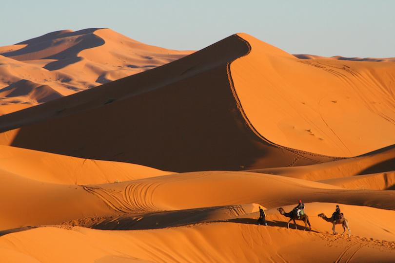 10 Amazing Desert Landscapes With Map Amp Photos Touropia