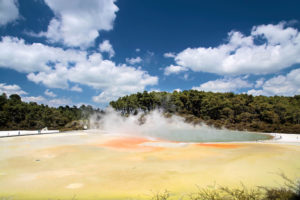 12 World Famous Geysers and Hot Springs
