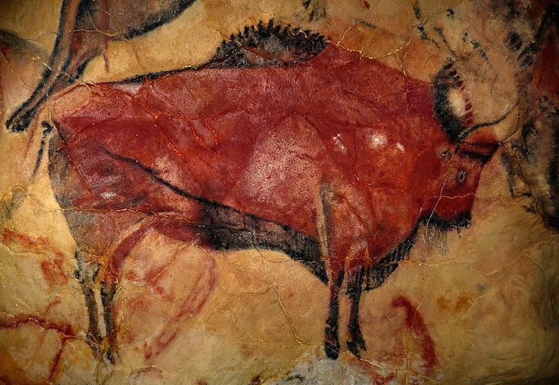 prehistoric art paintings
