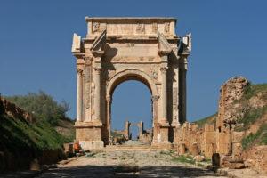 12 Monumental Triumphal Arches