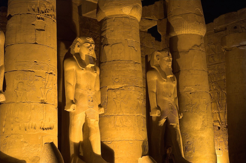 10 Most Impressive Ancient Egyptian Temples (with Photos & Map
