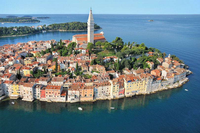 10 Top Tourist Attractions In Croatia With Map Photos Touropia