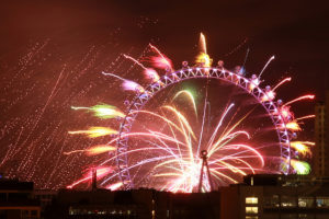 5 Reasons to celebrate New Year's in London