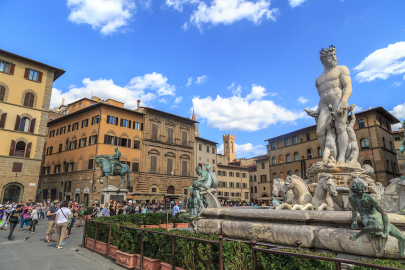 Italian Florence: 15 Top Tourist Attractions In Florence (with Photos & Map