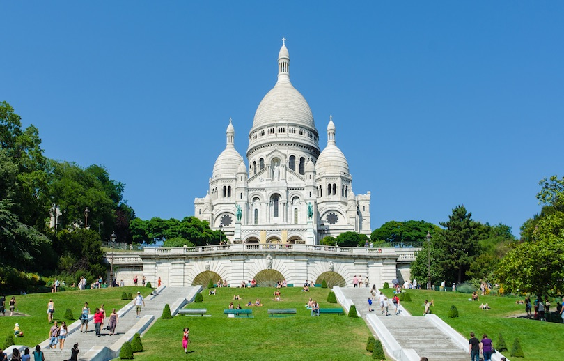 25 Top Tourist Attractions in Paris (with Photos & Map ...