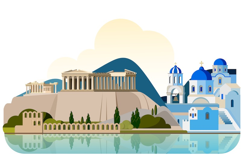 10 Best Places to Visit in Greece (with Photos & Map) - Touropia