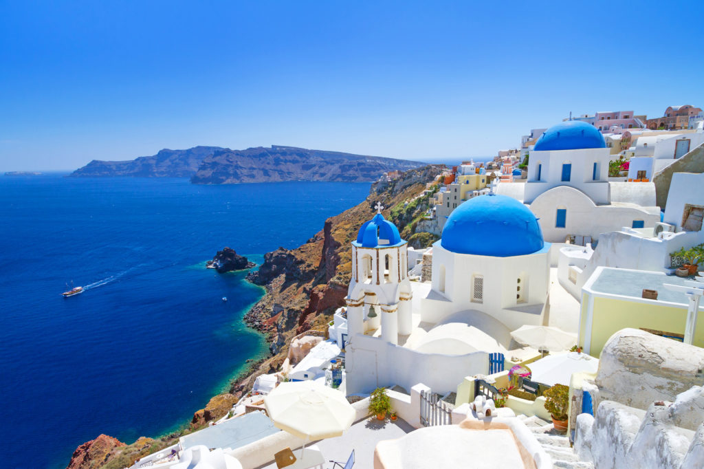 10 Day Private Tour Of Athens Mykonos And Santorini With