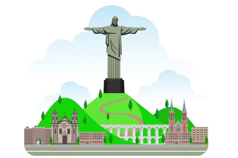 Most Popular Tourist Attractions In Brazil