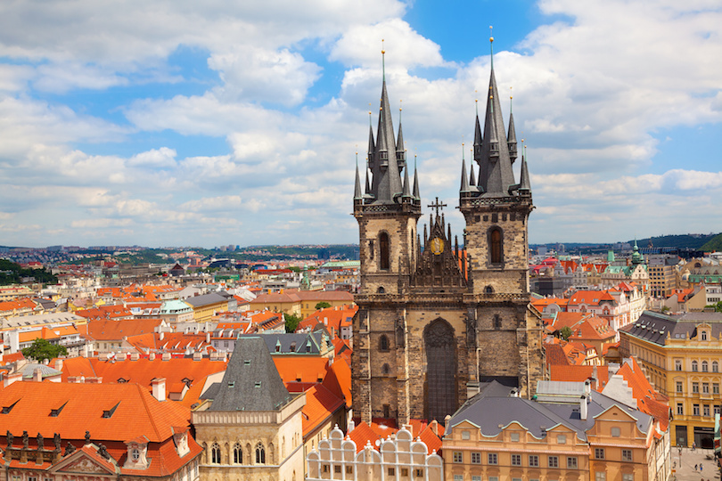 places to see in prague map 15 Top Tourist Attractions In Prague With Map Photos Touropia places to see in prague map