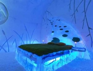 10 Cool Ice Hotels