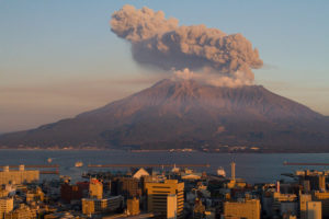 5 Remarkable Volcanoes in Japan
