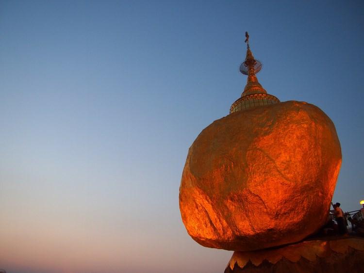 interesting places in myanmar