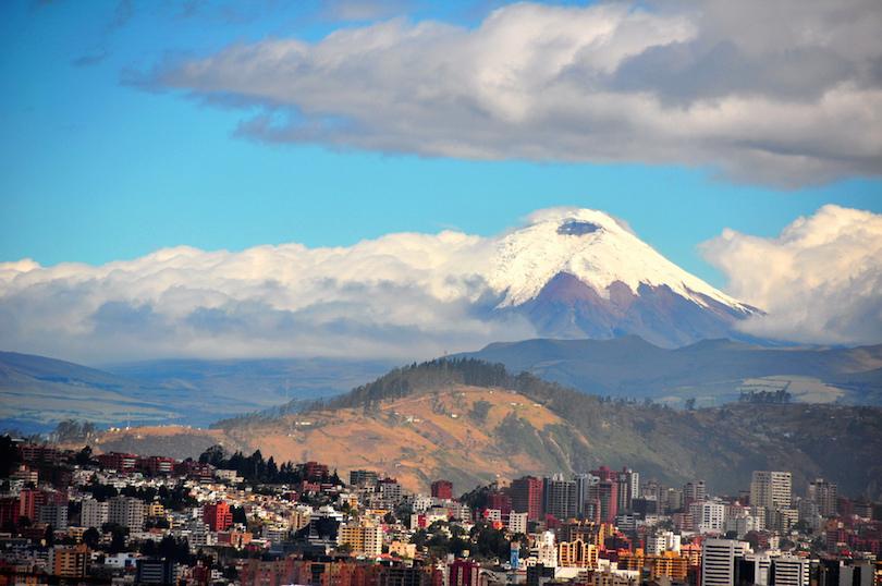 Beautiful pictures of ecuador