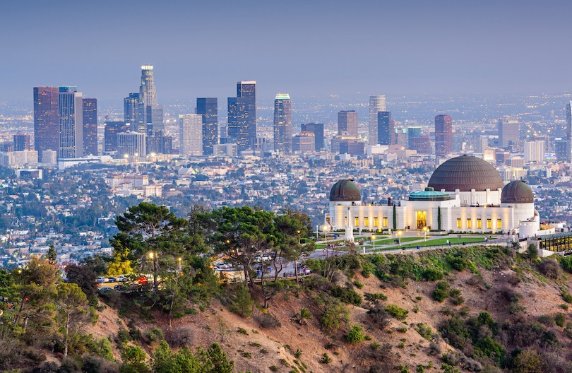 In Addition To Acres Of Hilly Trails And Green Es The Park Is Home A Broad Array Fun Filled Attractions From Los Angeles