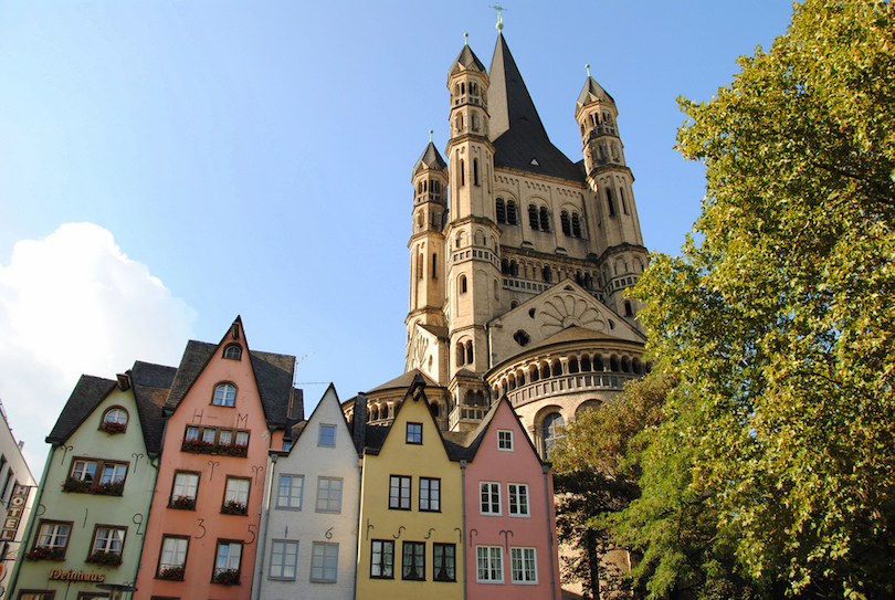 10 top tourist attractions in cologne with photos map touropia - Koln Must See