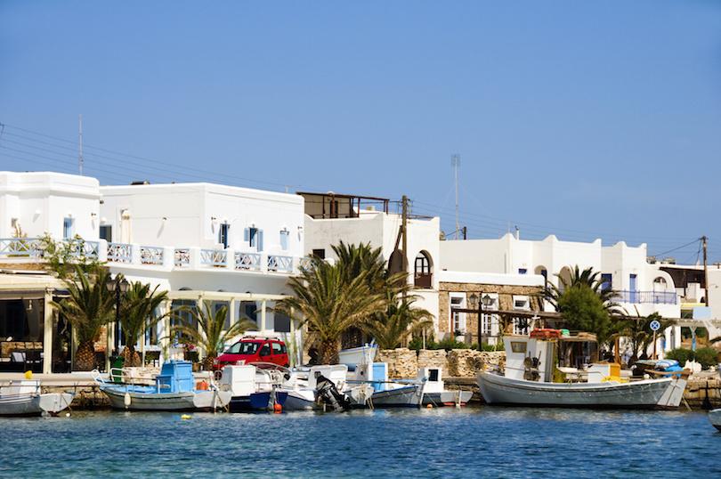 Antiparos, Cyclades
