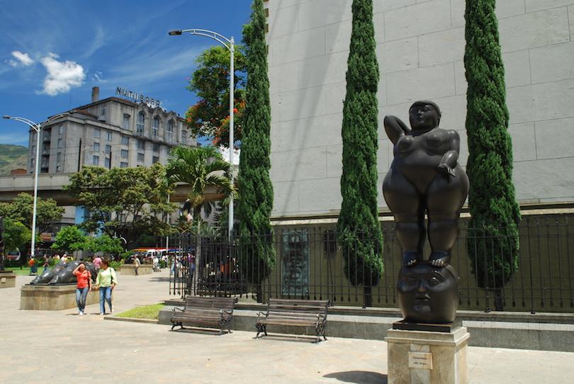 Plaza Botero, Medelln