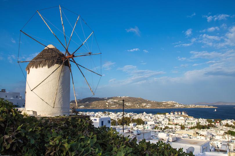 Windmill of Mykonos