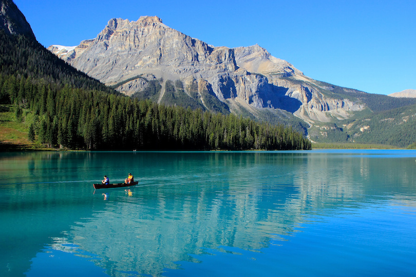 Yoho National Park Beautiful Parks Canada Photos