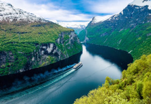 See What Makes Geirangerfjord, Norway So Incredible