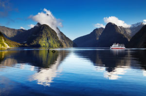 Discover Milford Sound in New Zealand