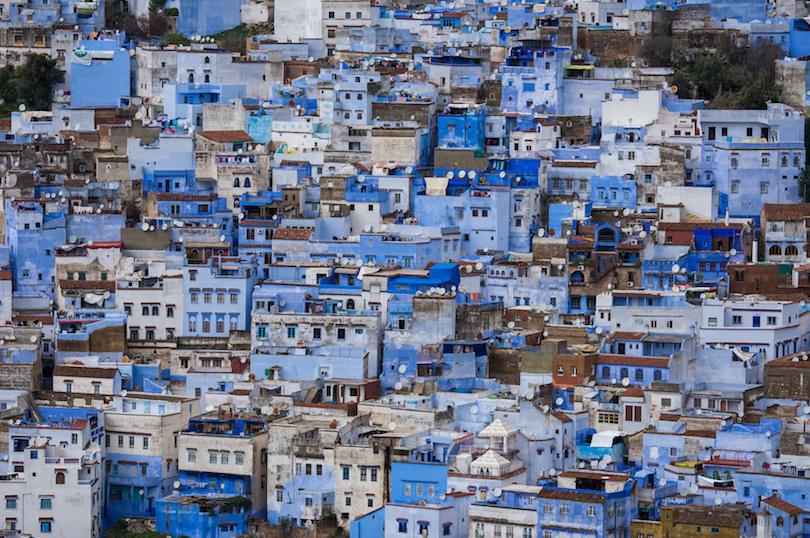 Image result for chefchaouen city morocco
