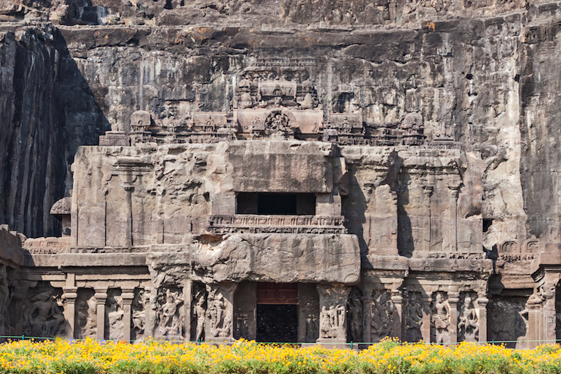 埃洛拉凯拉斯神庙