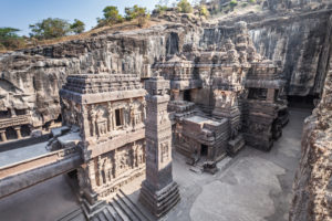 Discover the Ancient Ellora Caves in India