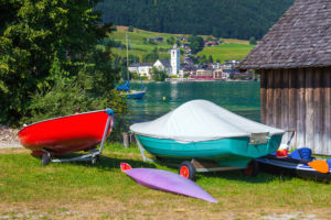 Discover the Beauty of Salzkammergut Lake District