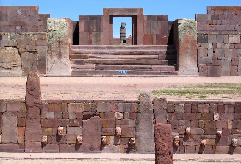 Tiwanaku in Bolivia