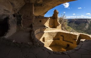 Amazing Cliff Dwellings of Mesa Verde in Colorado
