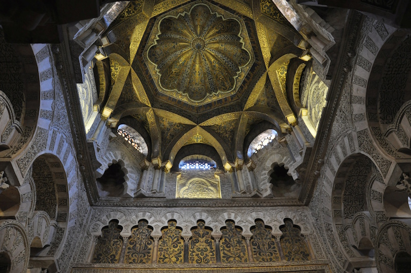 Cathedral of Cordoba - Ceiling