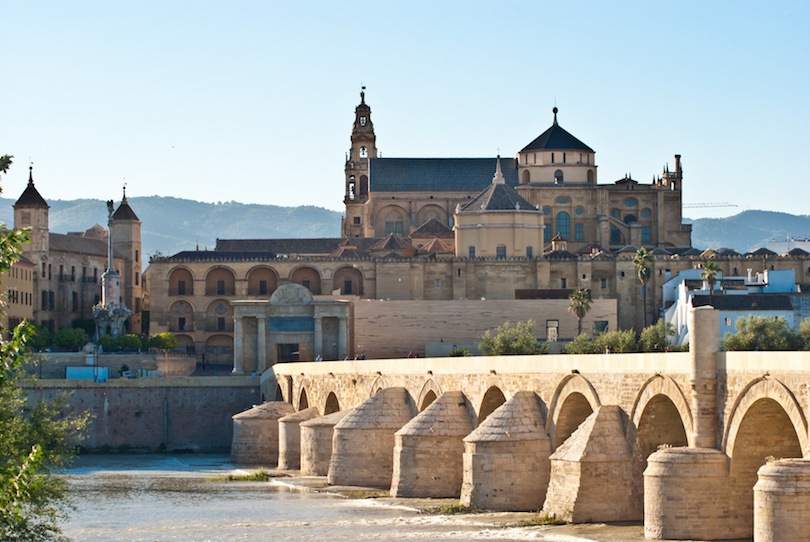 Mezquita of Cordoba from Far
