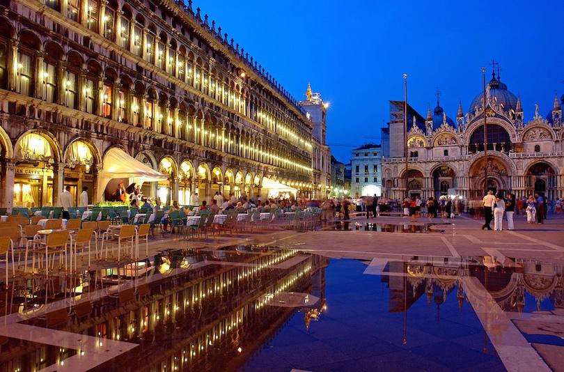 San Marco area