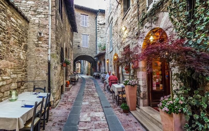 Assisi Street