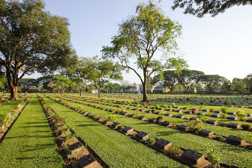 北碧战争公墓
