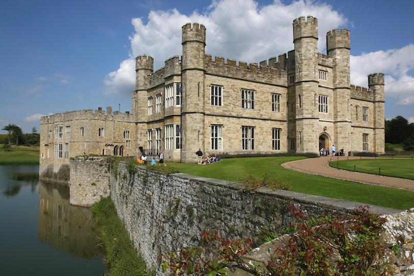 Leeds Castle, Kent England