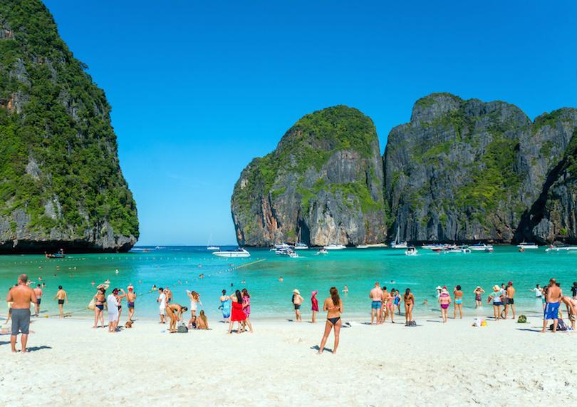泰国玛雅湾