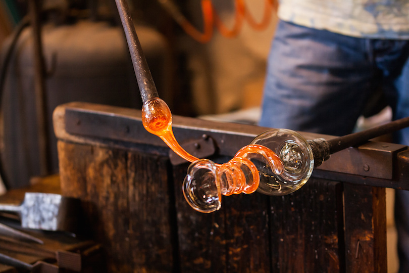 Murano Glass Making