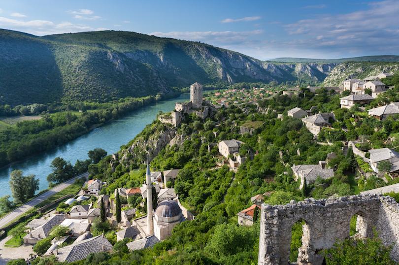 Pocitelj,波斯尼亚和黑塞哥维那