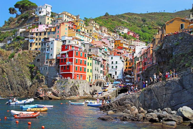 Riomaggiore,Cinque Terre
