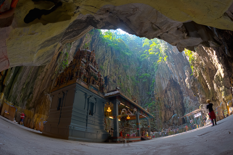 Batu Caves Inside