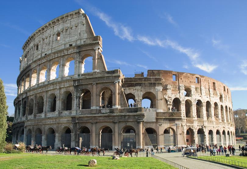 斗兽场,罗马