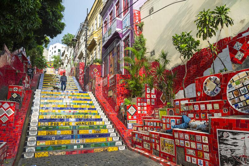 Escadaria Selarn (Selaron Steps)