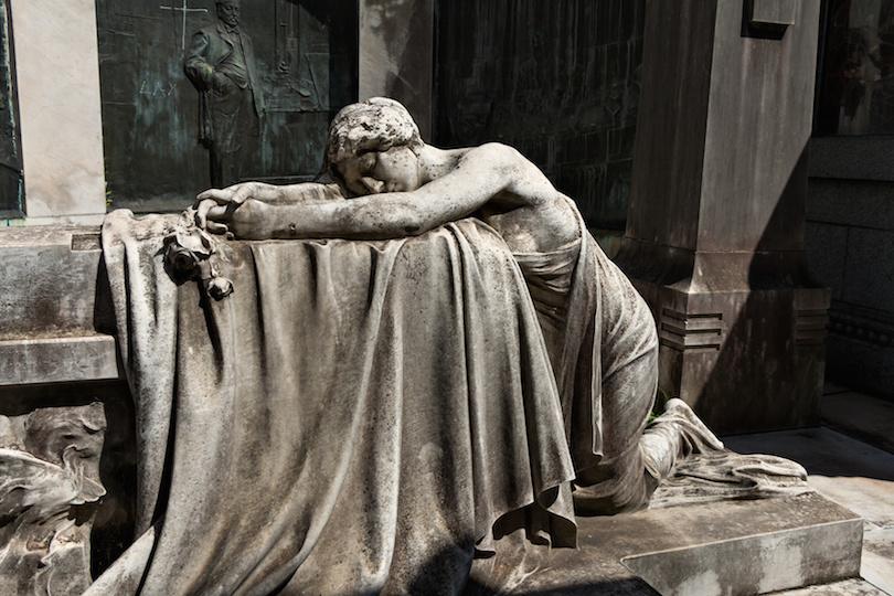 阿根廷布宜诺斯艾利斯雷科莱塔公墓