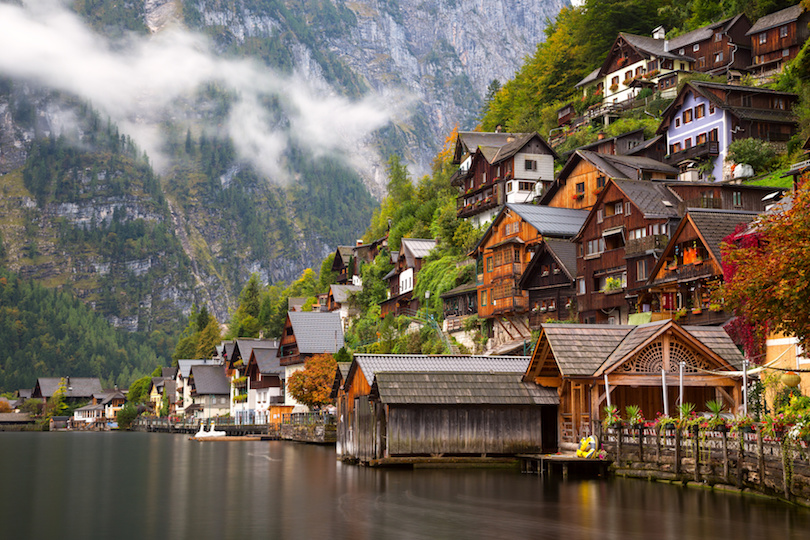 Hallstatt Village