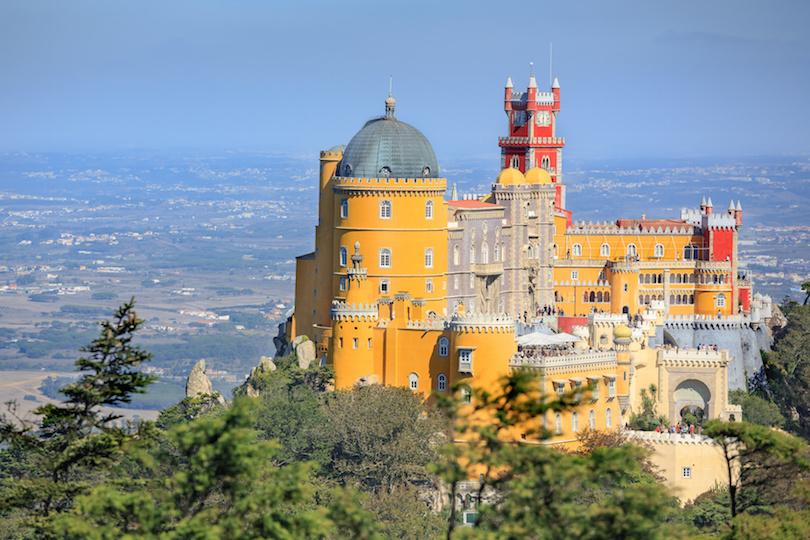 Pena Castle near Lisbon