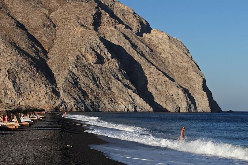 Perissa_Beach